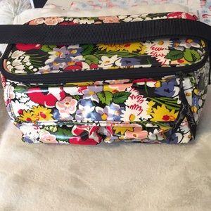 Vera Bradley Poppy Fields Lunch Bag